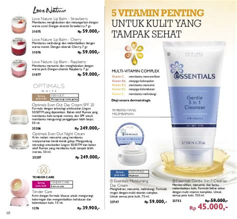 Aichun Lip Balm By Aichun Net 50 Gr Mp katalog oriflame november 2015