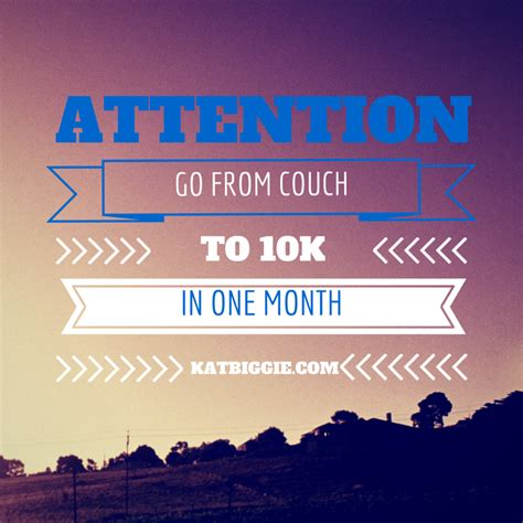 couch to 5k in one month from couch to 10k in one month no holding back