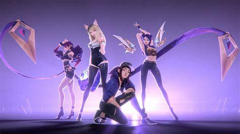 kda  virtual girl group featuring gi dle    hit  sbs popasia