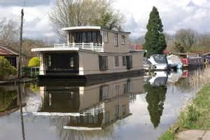 house boat ireland houseboat at trentlock 169 stephen mckay geograph britain
