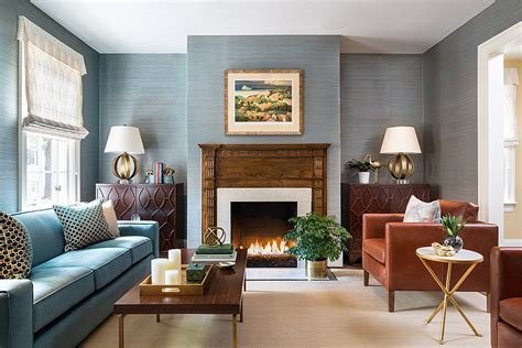 traditional home interior bossy color interior design by elliott greater