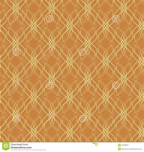 brown pattern vector abstract vector seamless light brown pattern stock vector