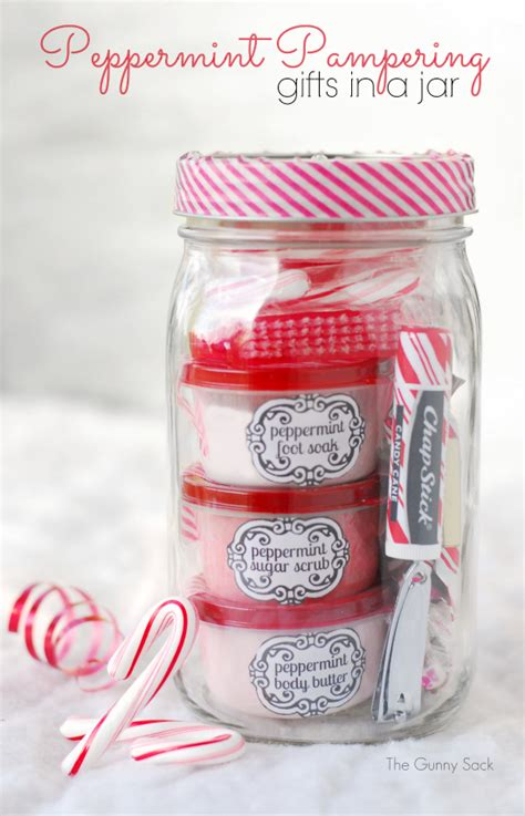 22 adorable diy chistmas gifts in a mason jar better living