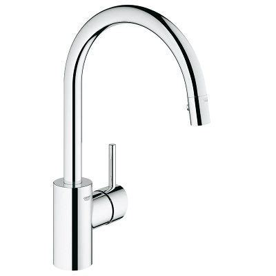 grohe kitchen faucet reviews review grohe 32665001 concetto kitchen faucet finest