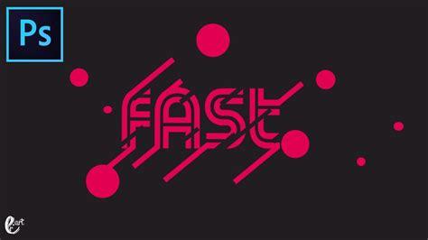 flat design text effect fast effect text flat design tutorial photoshop file