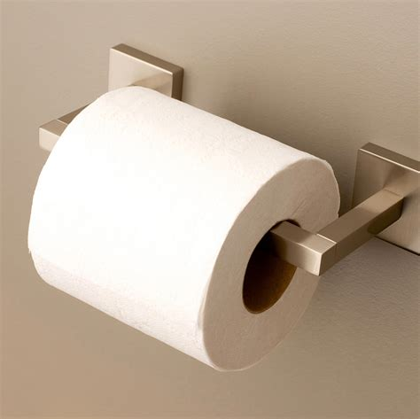 tissue roll holder lineal double post toilet tissue holder paper roll holders