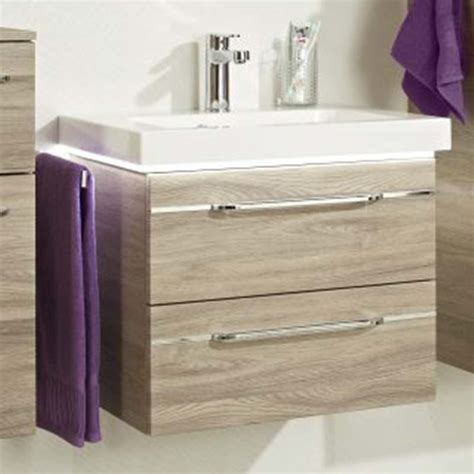 balto bathroom wall hung vanity unit 2 drawers buy