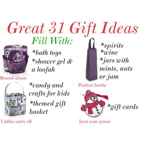 31 gift ideas https www facebook com