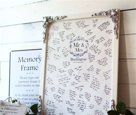 Best Of Unique Wedding Guest Book Alternatives   Creative