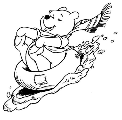preschool coloring pages disney winter season coloring pages crafts and worksheets for