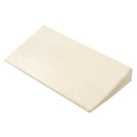 foam wedge pillow bed bath beyond buy foam wedge from bed bath beyond