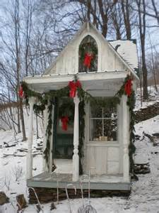 relaxshacks com a merry quot tiny house in the catskills quot christmas to all
