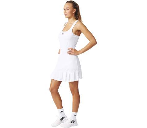 adidas jurk wit adidas uncontrol climachill dames tennis jurk wit zwart