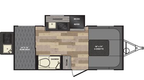 winnebago floor plans winnie drop floorplans winnebago rvs