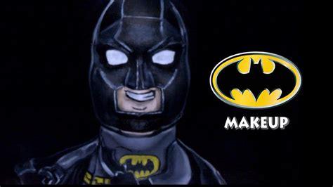 tutorial lego batman lego batman makeup tutorial youtube
