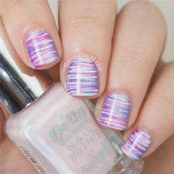 easter fan brush nail art the nailasaurus uk nail art blog