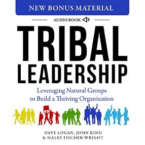 book summary tribal leadership leveraging natural groups to build 2013年5月ceo阅读推荐