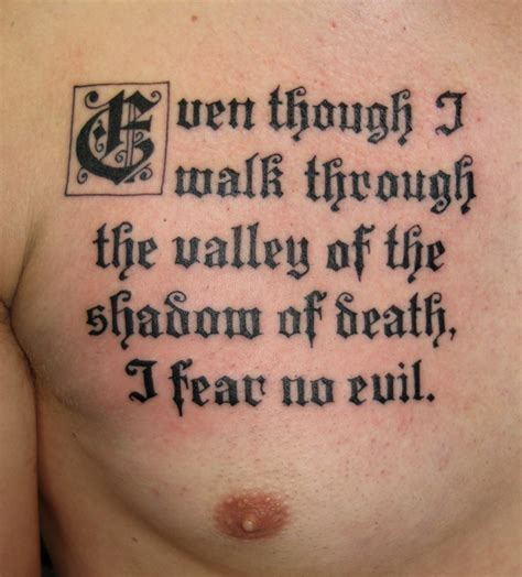 bible scriptures tattoo 25 nobel bible verses tattoos