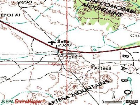 sells arizona map sells arizona map arizona map