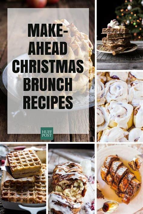 make ahead new year recipes best 25 brunch ideas on brunch