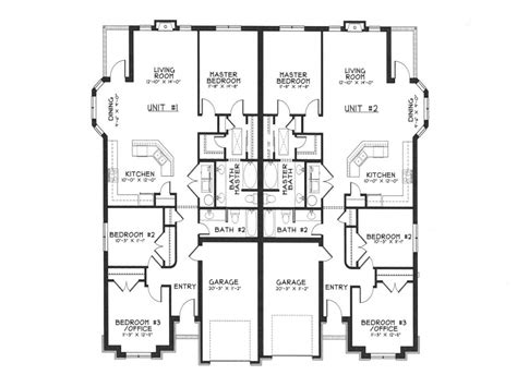 floor plan for duplex house modern duplex house plans duplex house designs floor plans architecture floor plans