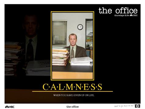 the office frame toby quotes