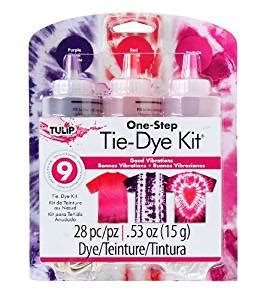 tulip one step tie dye kits vibrations