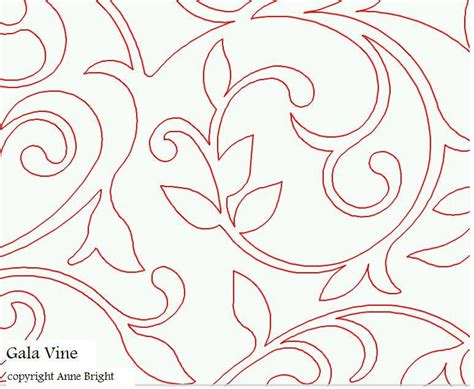 Simple Vine Pattern | best photos of simple leaf stencil leaves stencil