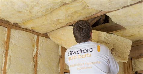 Ceiling Insulation Batts by Csr Bradford S Products For Insulating Your Ceilings