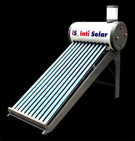 Water Heater Tenaga Ac cara pemasangan solar water heater pemanas air tenaga