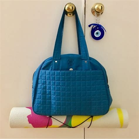 Bags With Mat Holder by 58 Gaiam Handbags Gaiam Bag Real Blue W