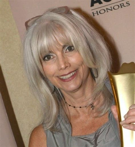 bangs and gray hair bangs with gray hair fabulous over 50 pinterest to