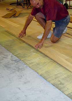 The Sofa King Northton Installing Wood Floor On Concrete Jonlou Home