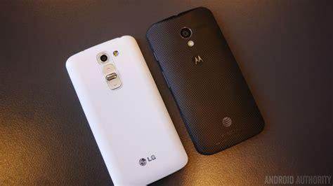aa motoralap lg g2 mini vs motorola moto x aa 1 android authority
