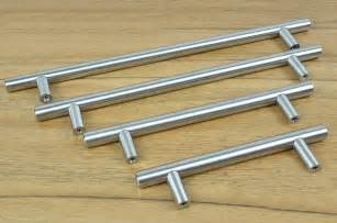 Contemporary Kitchen Cabinet Hardware Pulls Furniture Hardware Modern Solid Stainless Steel Kitchen