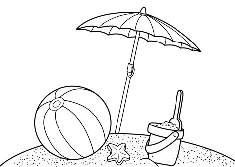 coloring pages to print summer free printable summer coloring pages for