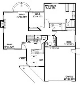 Morton Buildings Homes Floor Plans Morton Traditional Ranch Home Plan 085d 0662 House Plans