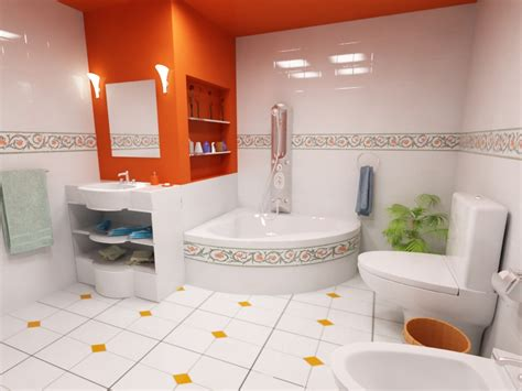 home design fresh bathroom