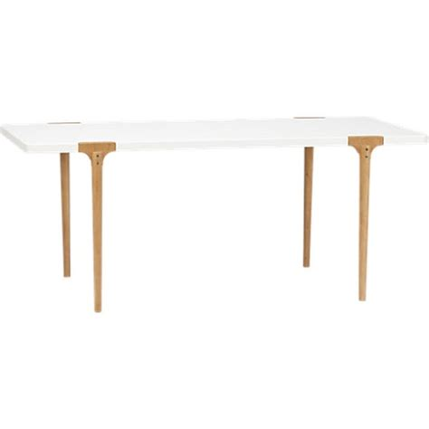 Cb2 Dining Tables Woody Dining Table Cb2 399 00 For The Home