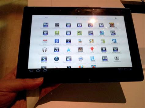 Tablet Sony Sgpt111 new sony tablet sgpt111 sgpt112 with specifications sony s launch event it gadget review
