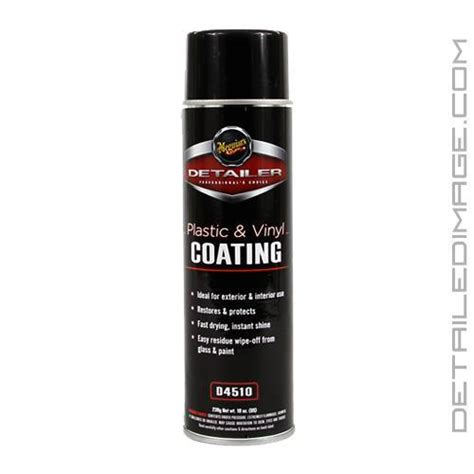 Upholstery Protection Spray Meguiar S Plastic And Vinyl Coating D45 10 Oz Free