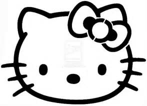 Hello kitty pumpkin stencil images amp pictures becuo