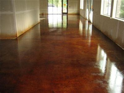 Concrete Acid Staining