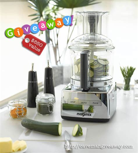 Food Processor Giveaway - magimix food processor giveaway