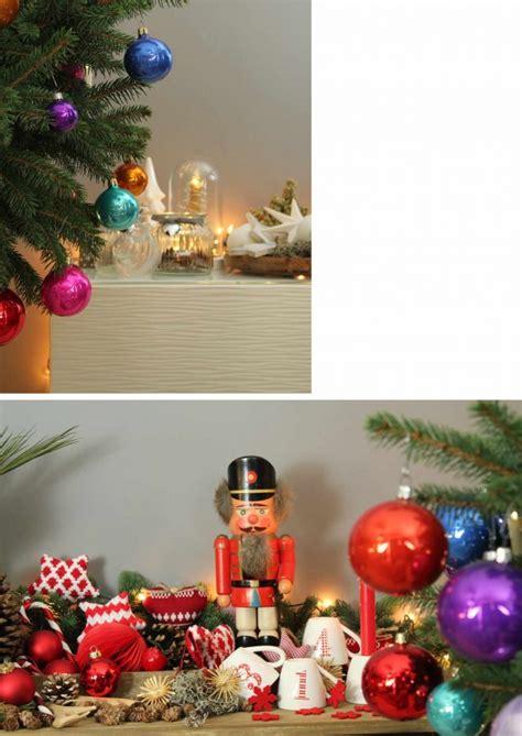 der bunte deko weihnachtsbaum mokowo weihnachten