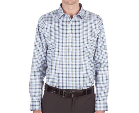 Sleeve Slim Fit Check Shirt calvin klein s sleeve slim fit check shirt