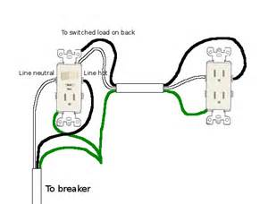 garbage disposal gfci combination switch and outlet to