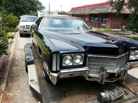 drop top cadillac for sale sell used drop top cadillac in waco united