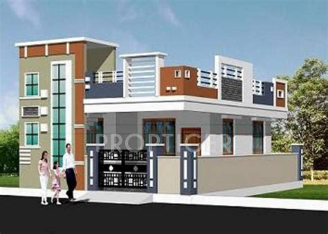 House Plans In Hyderabad Home Design And Style | main elevation image of s v builders avenues unit