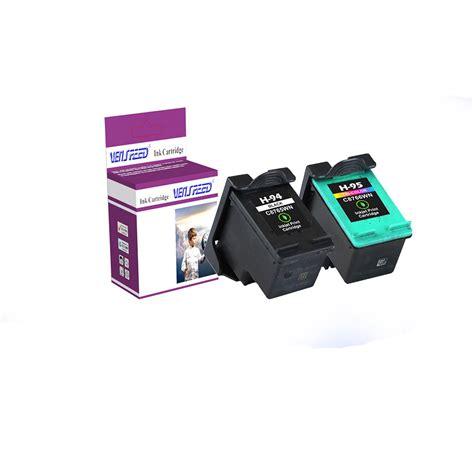 Tinta Hp 95 combo cartuchos compatible hp 94 xl negro y 95 xl color bs 47 980 00 en mercado libre